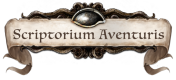 Scriptorium Aventuris (English)