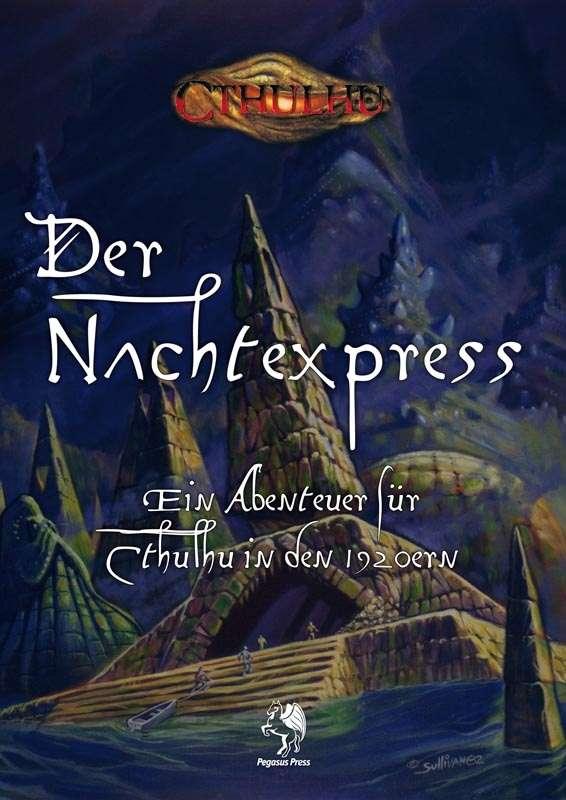 CTHULHU: Der Nachtexpress