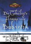 H.P. Lovecrafts Cthulhu Now - Die Geheiligte Flamme von Bubastis