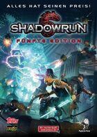 Shadowrun-Poster: Fünfte Edition