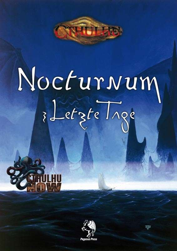 CTHULHU: Nocturnum 3 - Letzte Tage (NOW)