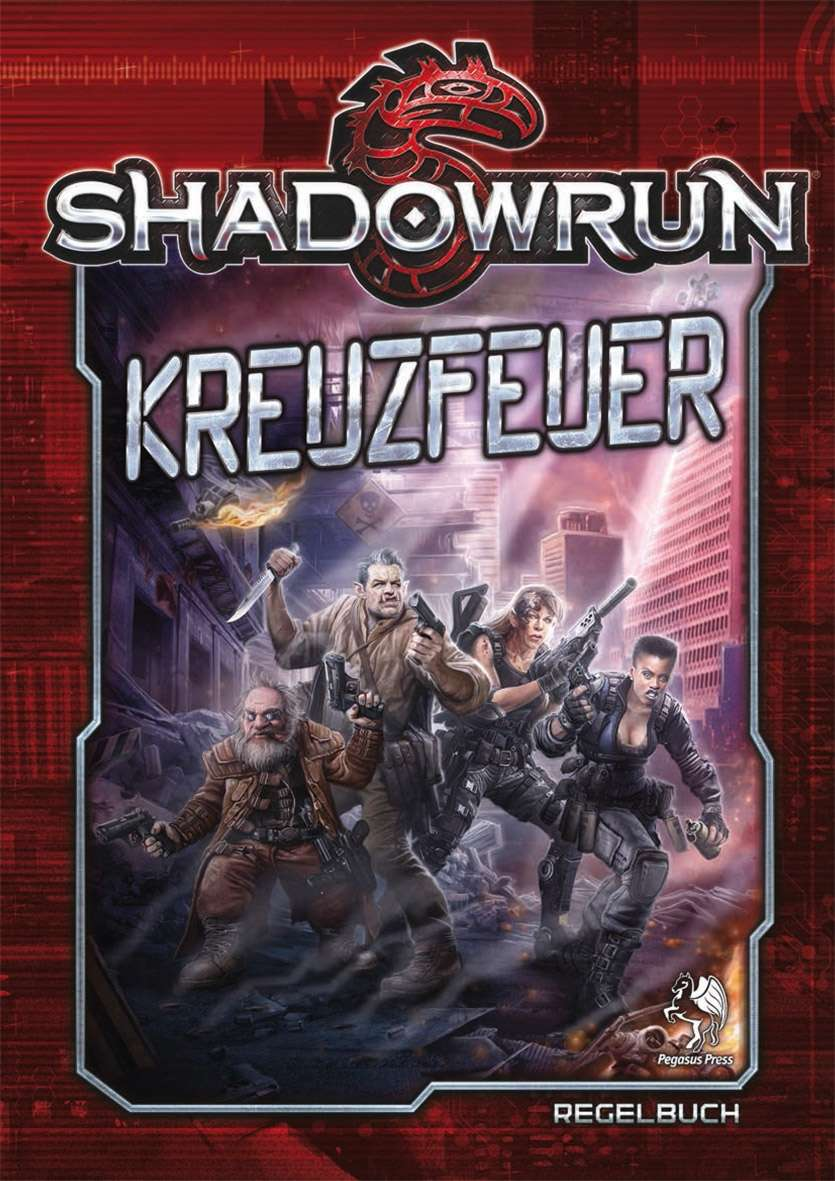 Shadowrun: Kreuzfeuer