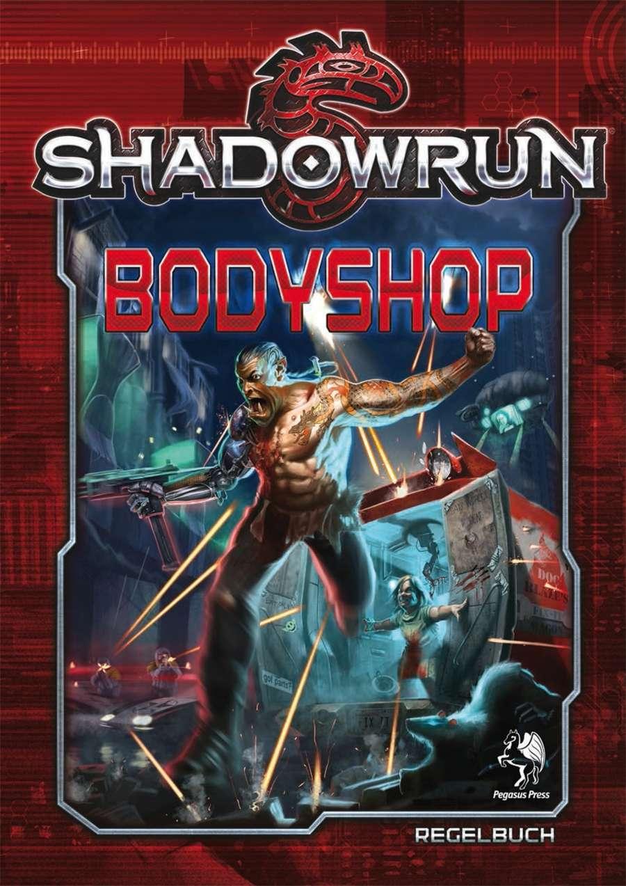 Shadowrun: Bodyshop