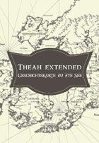 7te See Landkarte: Théah extended