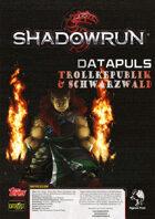 Shadowrun: Datapuls Trollrepublik und Schwarzwald