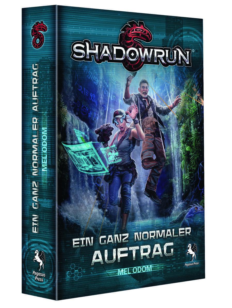 Ein ganz normaler Auftrag (Shadowrun eBook)