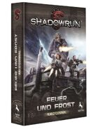 Feuer und Frost (Shadowrun eBook)