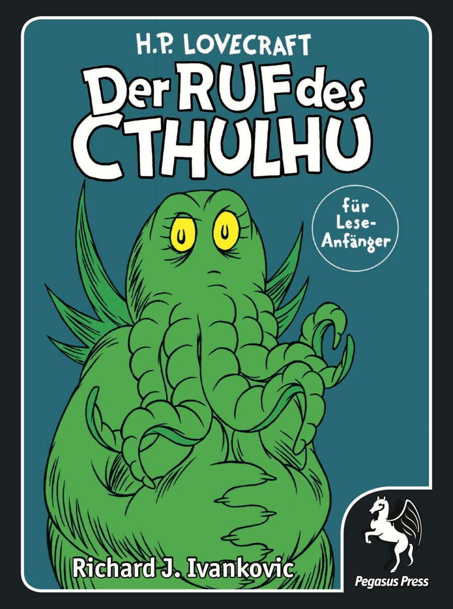 Der Ruf des Cthulhu - für Leseanfänger