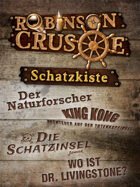 Robinson Crusoe Schatzkiste [BUNDLE]