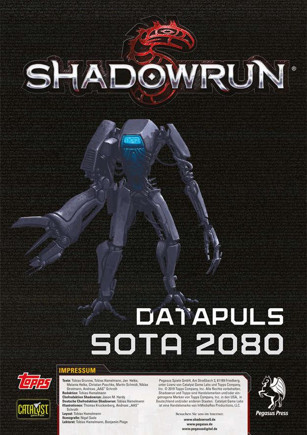 Shadowrun: Datapuls SOTA 2080