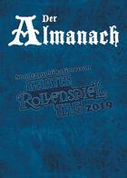 Der Almanach – Gratisrollenspieltag 2019