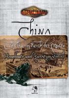 CTHULHU: China - Cthulhu im Reich der Mitte - Handouts