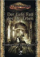 CTHULHU: Der tiefe Fall des Dr. Erben - Handouts