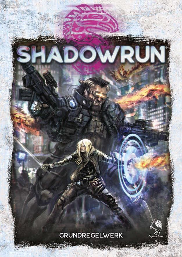 Shadowrun 6 Grundregelwerk