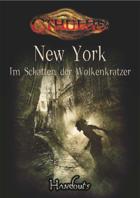 CTHULHU:New York - Im Schatten der Wolkenkratzer - Handouts