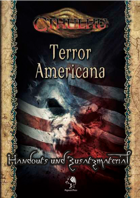 CTHULHU: Terror Americana - Handouts