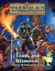 Talisman Adventures RPG - Toads and Diamonds