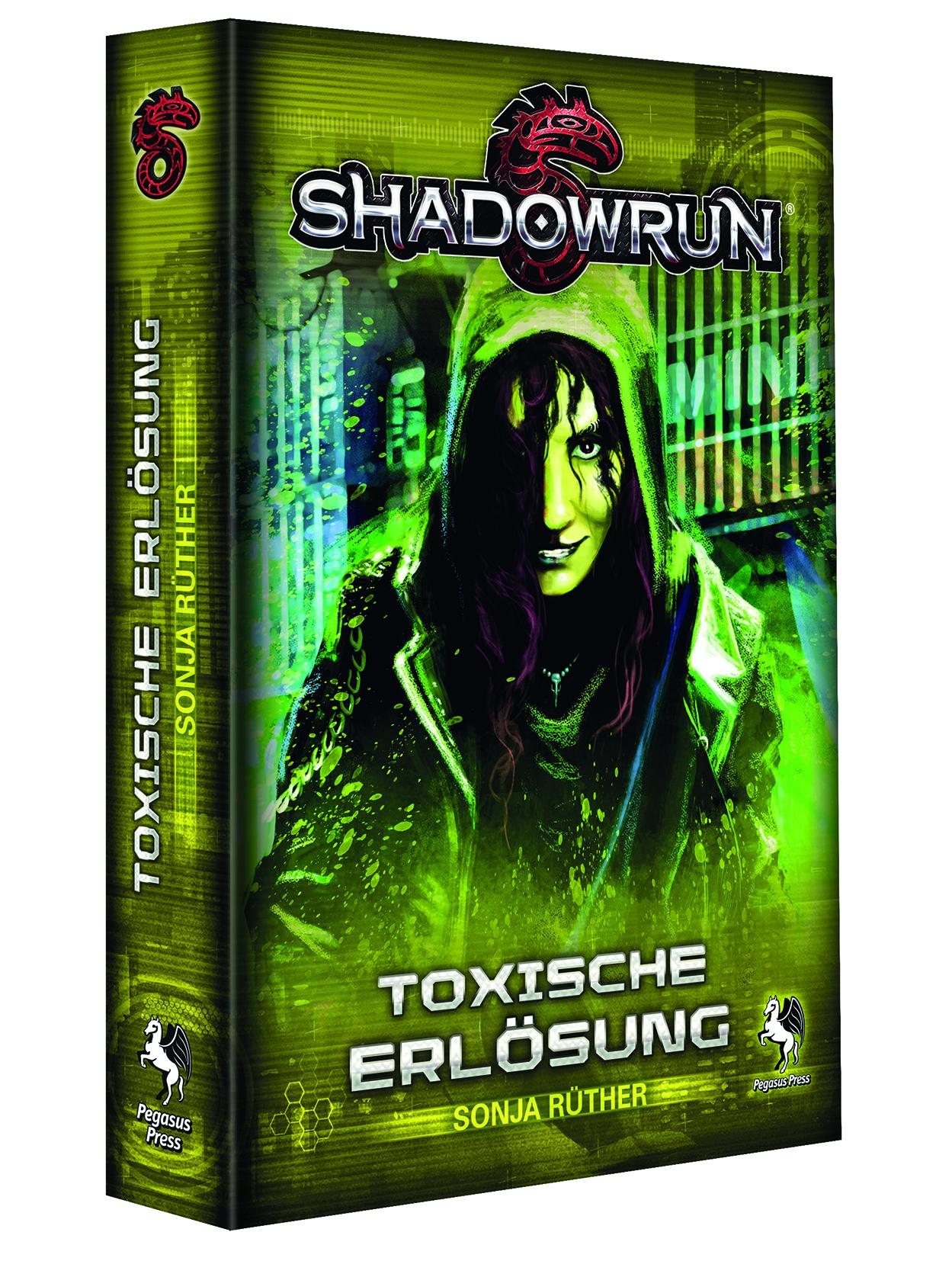 Toxische Erlösung (Shadowrun eBook)