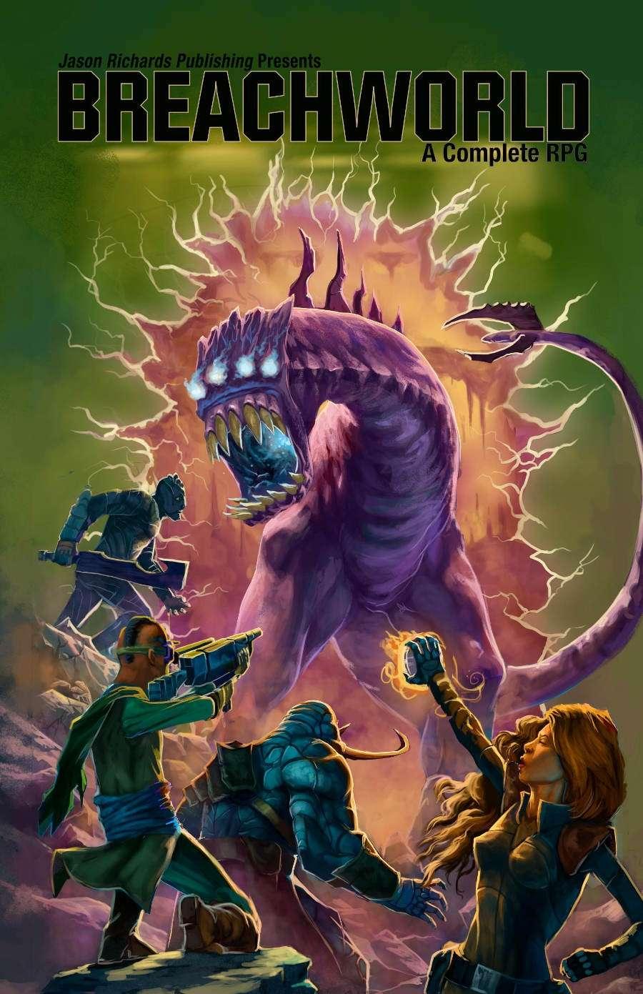 Breachworld RPG
