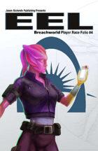Breachworld Player Race Folio #4 - Eel