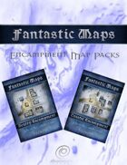 Fantastic Maps: Illfrost Encampment Map Pack Set [BUNDLE]