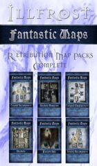 Fantastic Maps: Illfrost Retribution Map Pack Complete  [BUNDLE]