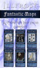 Fantastic Maps: Illfrost Retribution Map Pack Complete  [BUNDLE]