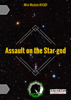 KVG001 Assault on the Star-god