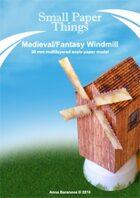 300mm Medieval/fantasy windmill