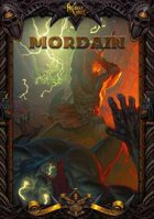 Arcane Codex Mordain