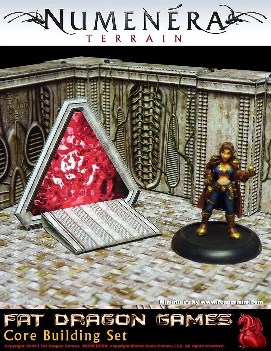 Numenera: Core Building Set - Fat Dragon Games   E-Z FUTURE   E-Z FUTURE    Wargame Vault