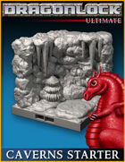 DRAGONLOCK Ultimate: Caverns Starter Set