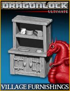 DRAGONLOCK Ultimate: Village Furnishings