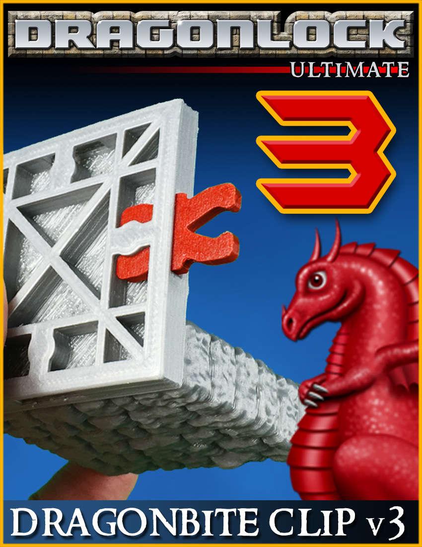 DRAGONLOCK Ultimate: Dragonbite™ Clip v3.0