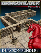 DRAGONLOCK™ Ultimate: Dungeon Bundle 1 [BUNDLE]