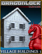 DRAGONLOCK Ultimate: Village Buildings 3