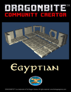 Egyptian Dungeon Terrain