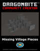 Missing Village Pieces