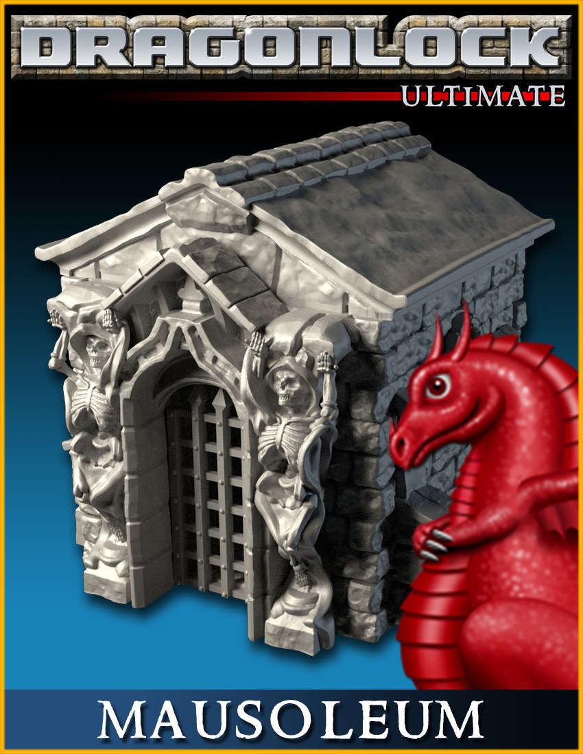 DRAGONLOCK Ultimate: Mausoleum