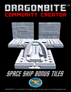 Space Ship Bonus Tiles