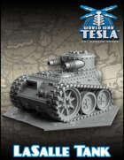 World War Tesla: LaSalle Medium Tank