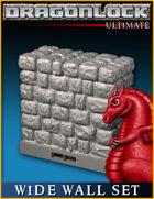 DRAGONLOCK Ultimate:Wide Wall Set