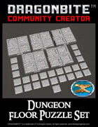 Dungeon Floor Puzzle Set