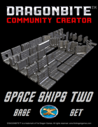 Space Ships Two - Base Set