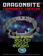 20 Inch Round Scifi Rooms