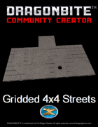 Gridded 4x4 Streets