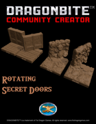 Secret Rotating Doors