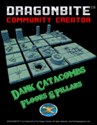 Dank Catacomb Floors & Pillars