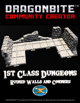 1st Class Dungeons: Ruined Walls and Corners