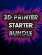 3D Printer Sample Pack [BUNDLE]